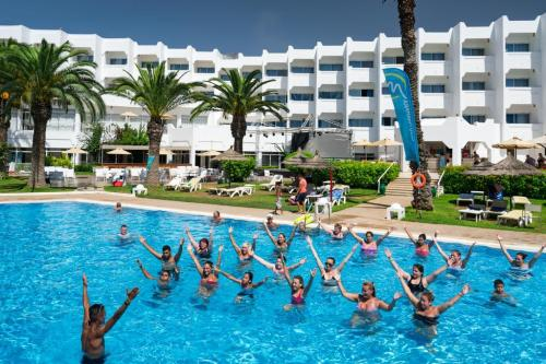 Hotel Palm Beach Club Marmara Hammamet 6