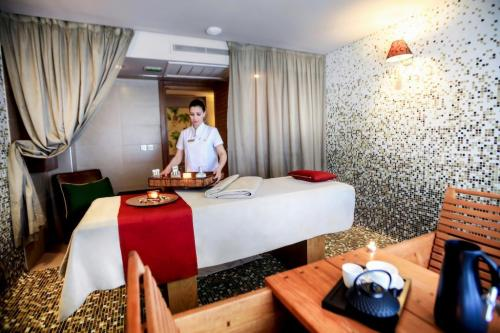 The Russelior Hotel  Spa Hammamet 14
