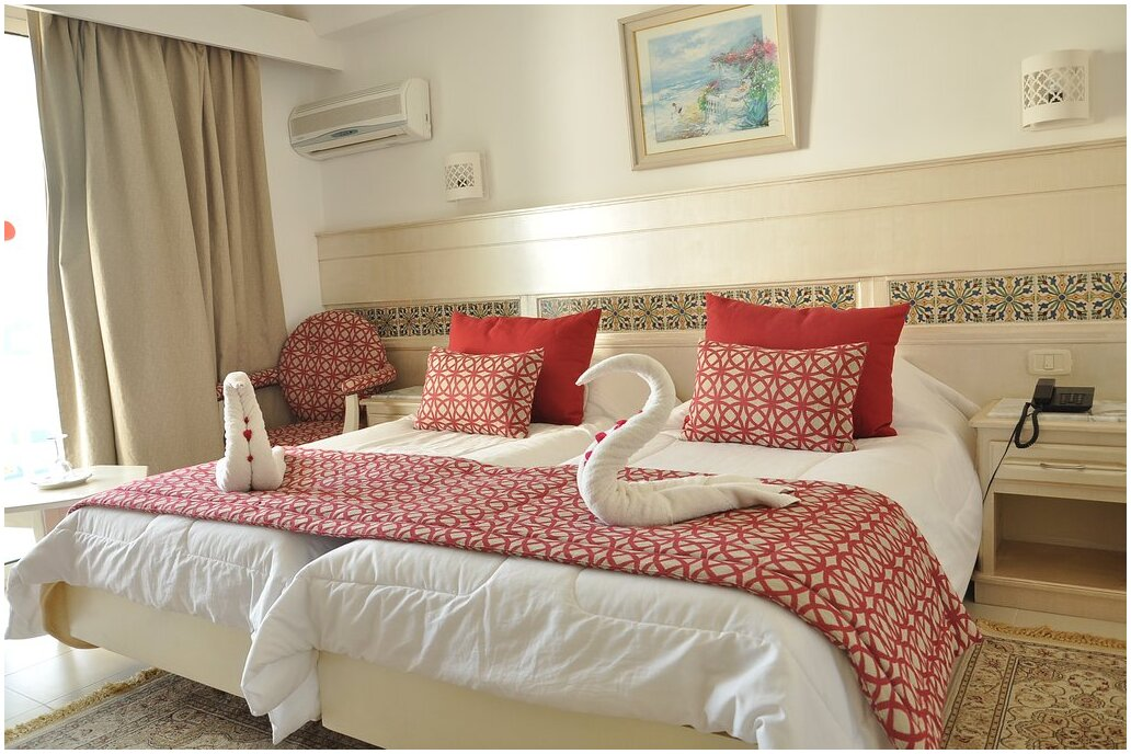 hotel-oasis-gabes-chambre