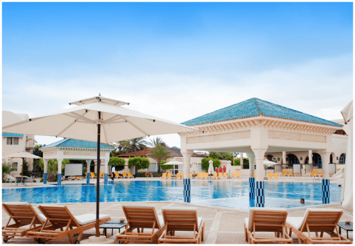 hote-carthage-thalasso-gammarth-piscineexterieure