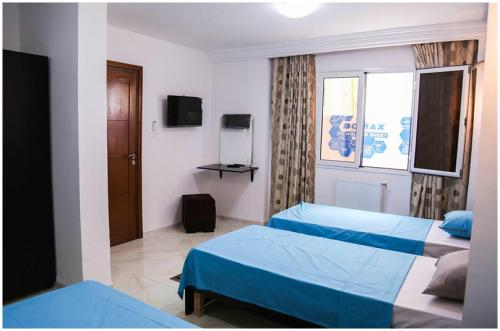 Hotel Metropole Residence Tunis chambre