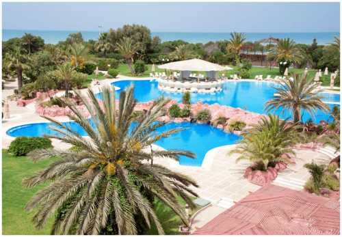 hotel-regency-tunis-piscine