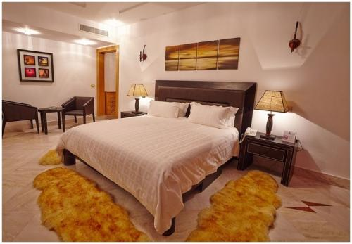 hotel-the-penthouse-suites-tunis-chambre
