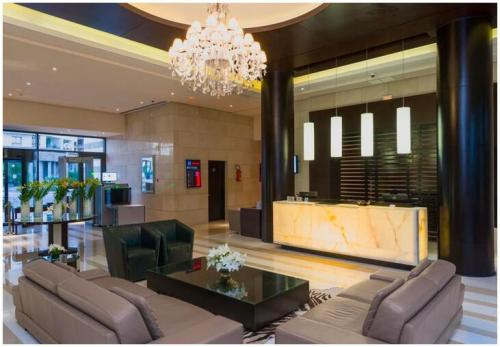 le-corail-suites-tunis-reception2