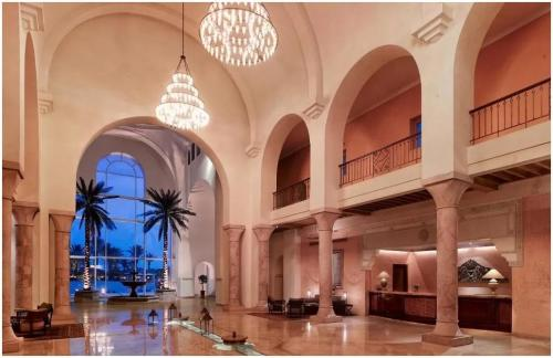 reception-hotel-the-residence-tunis